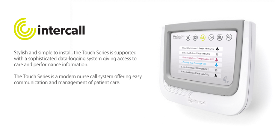 Intercall Touch Series
